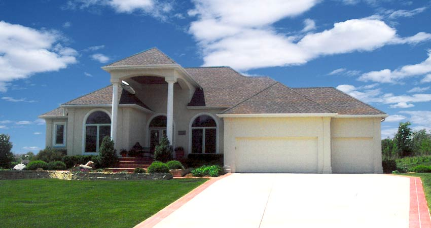 Des moines home builders custom home construction process for Home construction process