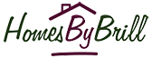 Homes By Brill Logo